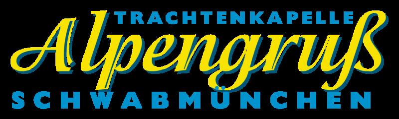 Logo Trachtenkapelle Alpengruß transparent