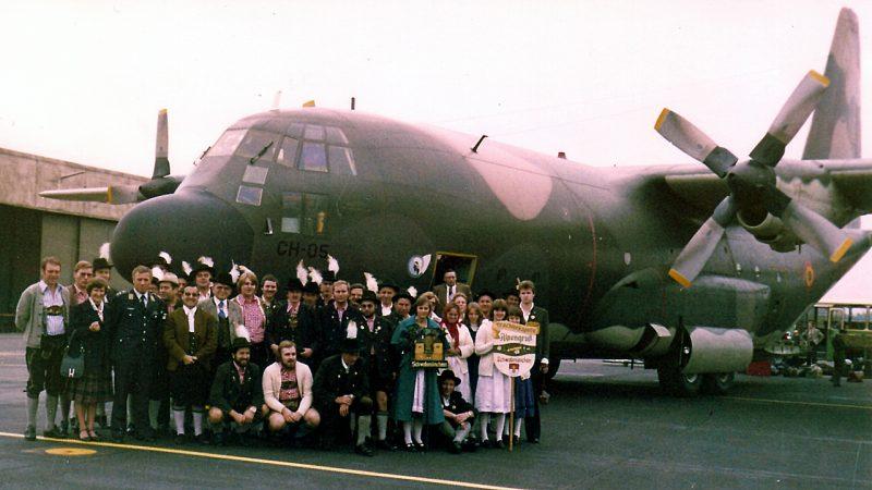 Historie NATO-Oktoberfest Rheindahlen 1977