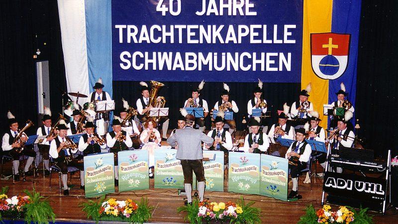 Historie Festabend Schwabmünchen 04.11.1995