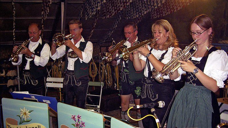 Historie Michaeli-Markt Schwabmünchen 26.09.2003