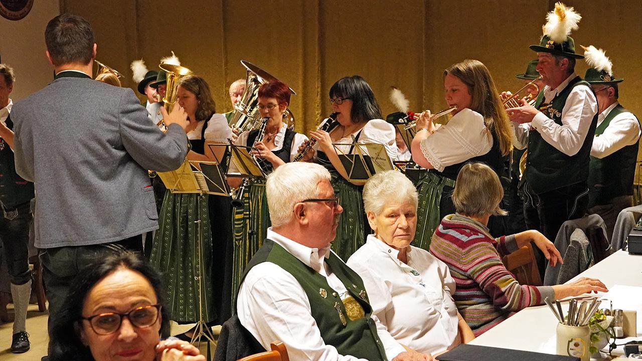 Fotogalerie 1 Musiker engagieren sich im Vorstand