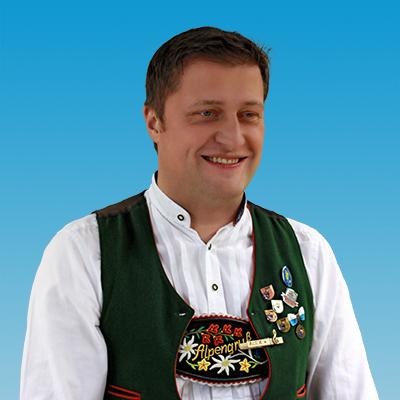 Portrait Alexander Krumm
