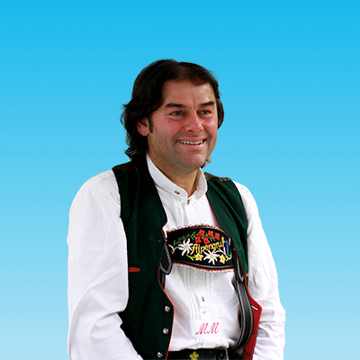 Portrait Markus Müller